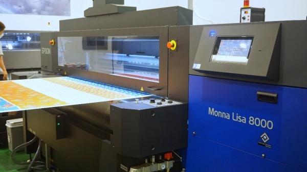 사진=한국엡손 디지털 텍스타일 프린터 ML-8000